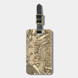 Little Princess Love Luggage Tag