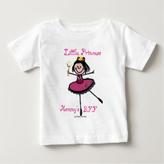 Little Princess - Mommy's BFF Baby T-Shirt