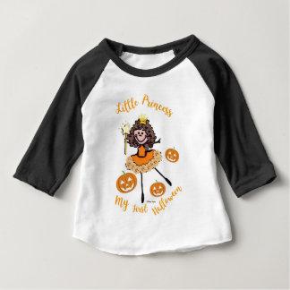 Little Princess - My First Halloween Baby T-Shirt