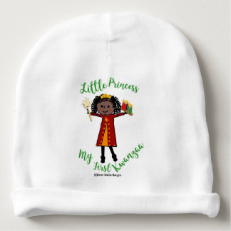 Little Princess - My First Kwanzaa Baby Beanie