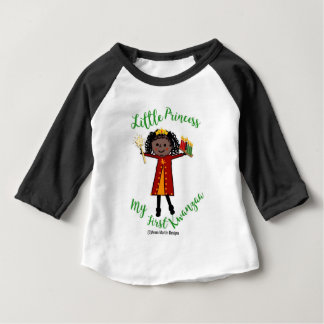 Little Princess- My First Kwanzaa Baby T-Shirt