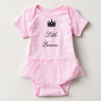 Little Princess Tutu outfit Baby Bodysuit