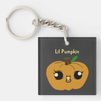 Little Pumpkin Baby Shower Key Chains