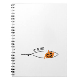 Little Pumpkin Halloween Pregnancy Pregnant Notebook