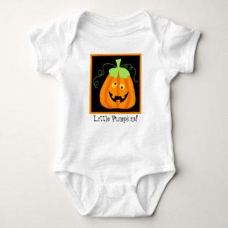 """""""Little Pumpkin"""" Whimsy Halloween Pumpkin Custom Tee Shirt"""