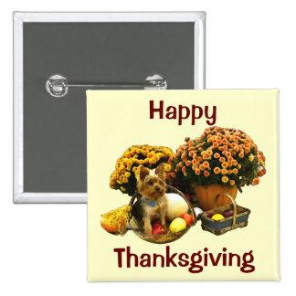Little Pup s Thanksgiving Pin