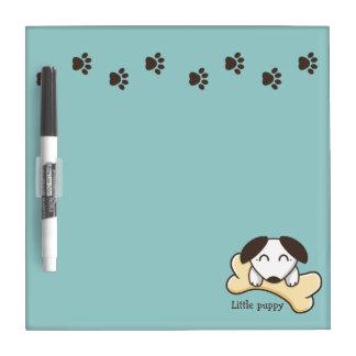 Little puppy Dry Erase Board