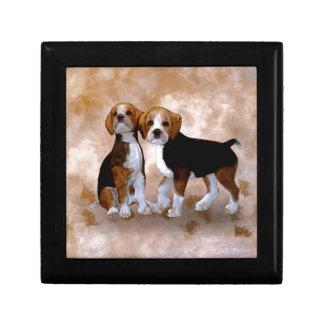 Little Puppys Gift Box