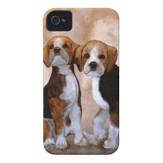 Little Puppys iPhone 4 Cases