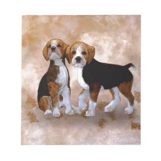 Little Puppys Notepads