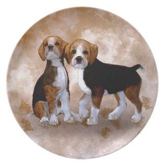Little Puppys Plate