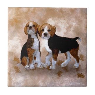 Little Puppys Tile