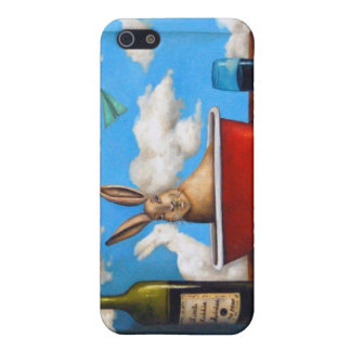 Little_Rabbit_Spirits iPhone 5 Case