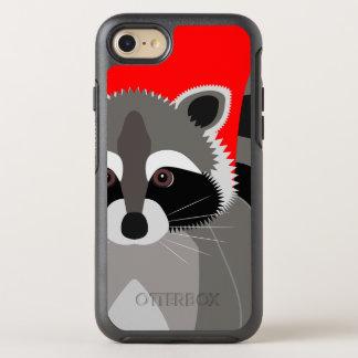 Little Raccoon Rascal OtterBox Symmetry iPhone 7 Case