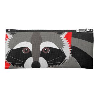 Little Raccoon Rascal Pencil Case