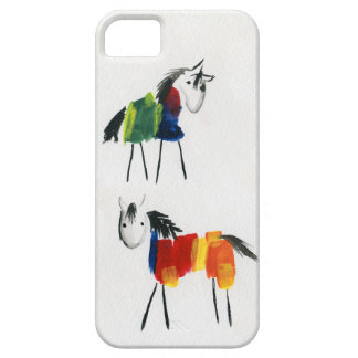 Little Rainbow Ponies Case For The iPhone 5