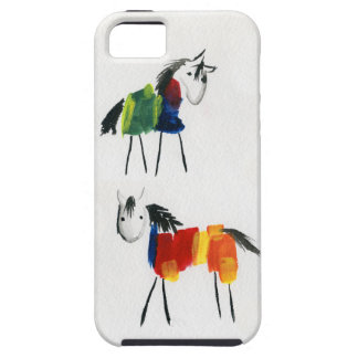 Little Rainbow Ponies iPhone 5 Case