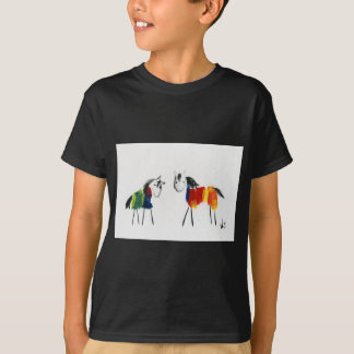 Little Rainbow Ponies T-Shirt