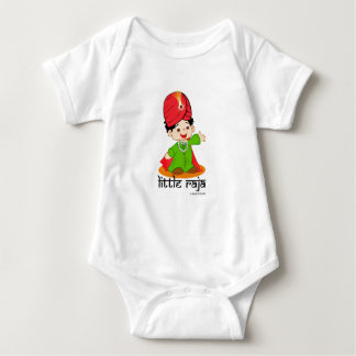 Little Raja Baby Bodysuit