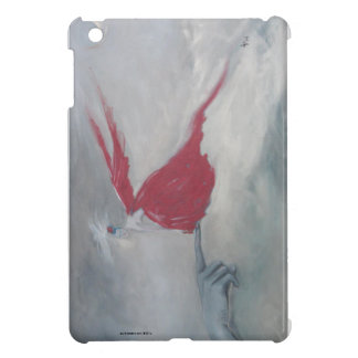 Little Red Bird: cell phone cover Case For The iPad Mini