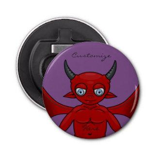 Little Red Devil Thunder_Cove Bottle Opener