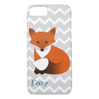 Little Red Fox Design iPhone 8/7 Case