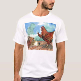 Little Red Hen T-Shirt