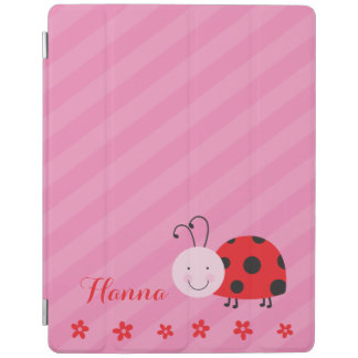 Little Red Ladybug Personalized IPad Cover