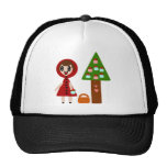 Little Red Riding Hood and the Cupcake Tree Hat
