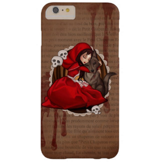 Little Red Riding Hood Barely There iPhone 6 Plus Case