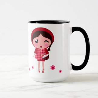 Little Red Riding Hood Combo Mug