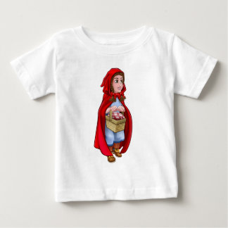 Little Red Riding Hood Fairy Tale Character Baby T-Shirt