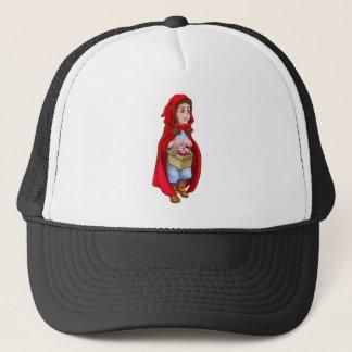 Little Red Riding Hood Fairy Tale Character Trucker Hat