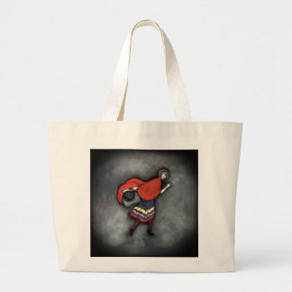 Little Red Riding Hood ~Fairy Tale~Jennie Harbour~ Large Tote Bag