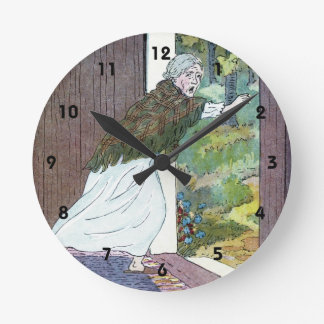 Little Red Riding Hood: Grandma Ran Out Clocks