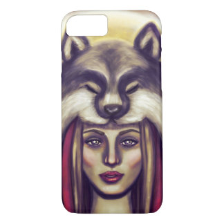 Little Red Riding Hood iPhone 7 Case