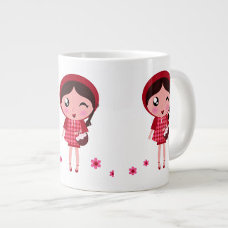 Little Red Riding Hood Jumbo Mug
