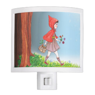 Little Red Riding Hood Nite Lite