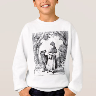 little-red-riding-hood-pictures-3 sweatshirt