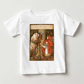 little-red-riding-hood-pictures-9 baby T-Shirt