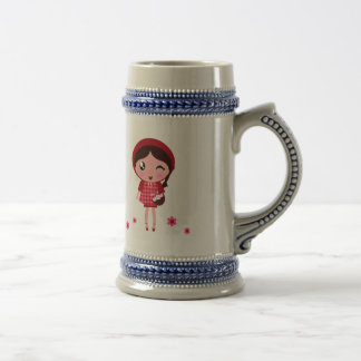 Little Red Riding Hood Stein Mug