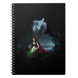 Little Red Riding Hood & the Magic Mushrooms Notebook
