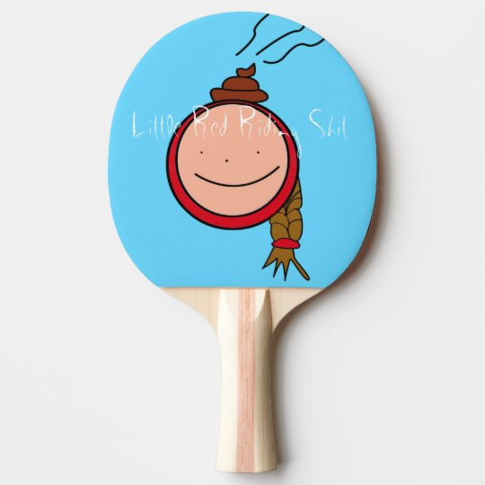Little Red Riding shit Paddle Board Ping Pong Ping-Pong Paddle
