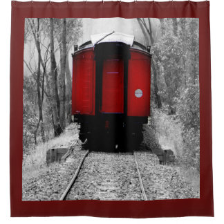 Little Red Train Caboose