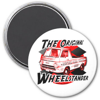 Little Red Wagon Magnet