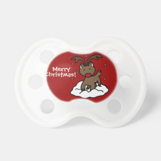 'Little Reindeer' Pacifier