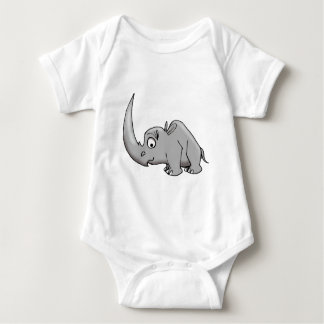 Little Rhino Baby Bodysuit