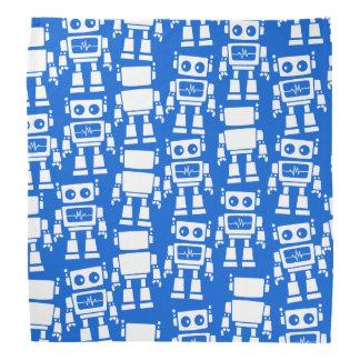 Little robots bandana