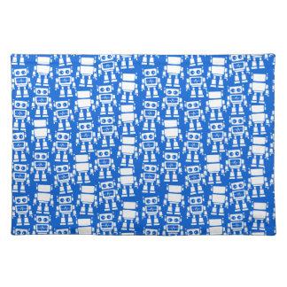 Little robots placemat