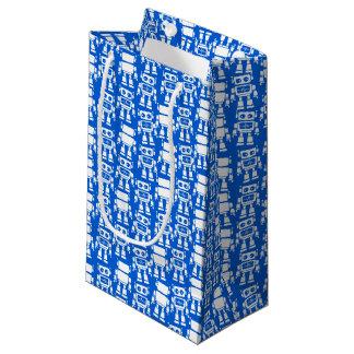 Little robots small gift bag